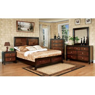 Bedard Panel Configurable Bedroom Set