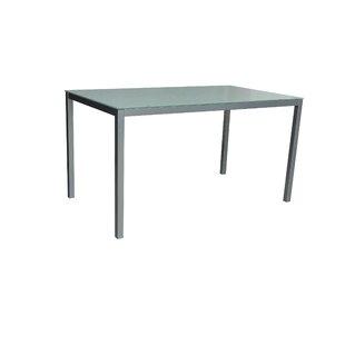 Ziemer Steel Dining Table By Brayden Studio