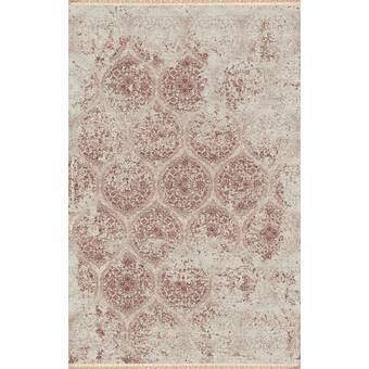 Red Barrel Studio Allerton Handmade Tufted Wool Beige Gray Rug Reviews Wayfair