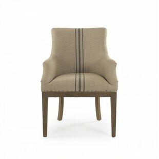 Lottie Deconstructed Armchair  by Gracie Oaks
