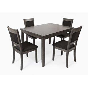 Lagunas 5 Piece Dining Set
