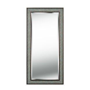 Amira Beveled Full Length Mirror by Millwood Pines