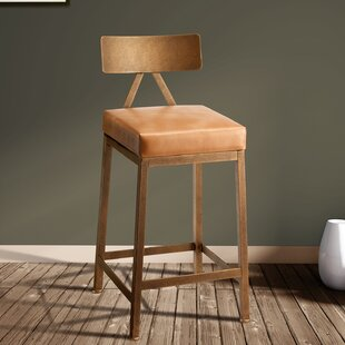 Encinas 26 Bar Stool by 17 Stories