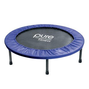 Pure Fitness Exercise Trampoline 3' Round