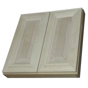Compare Andrew 21.25 W x 22 H Wall Mounted Cabinet ByWG Wood Products