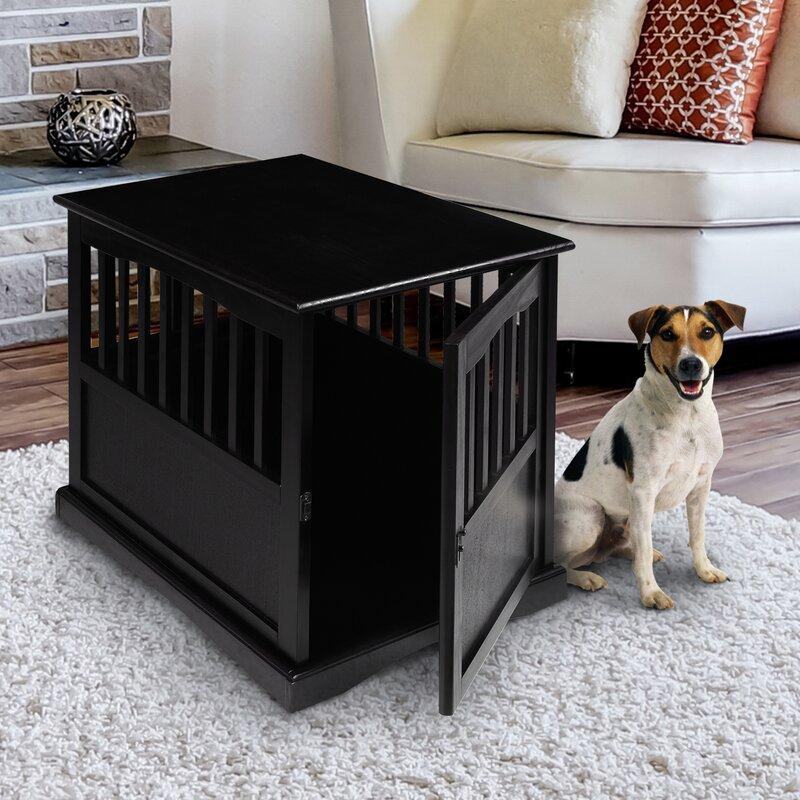 Sutton Pet Crate End Table
