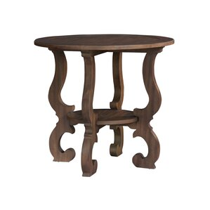 Napa Valley Baroque End Table by Hekman