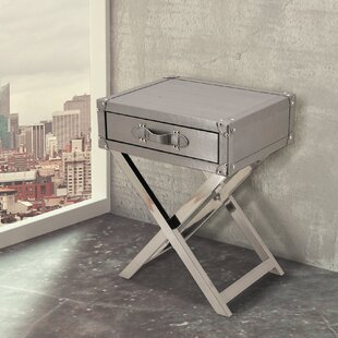 Savings End Table by Empire Art Direct