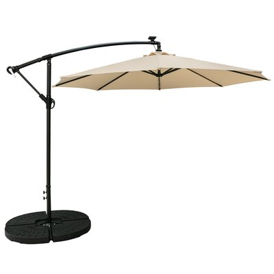 Barone 10 Cantilever Umbrella by Freeport Park #1