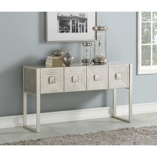 Mercer41 Lalonde 4 Door Console Table