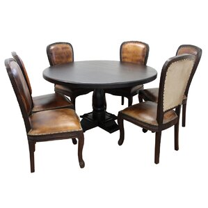 Bliss 7 Piece Dining Set by MOTI Furniture