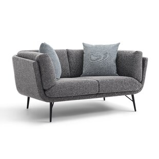 Downer Loveseat by Orren Ellis Comparison