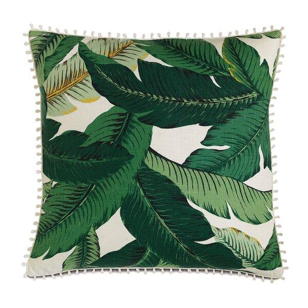 Banana Palm Pillows Wayfair
