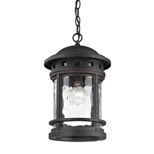 Williston Forge Binette 1-Light Cylinder Pendant