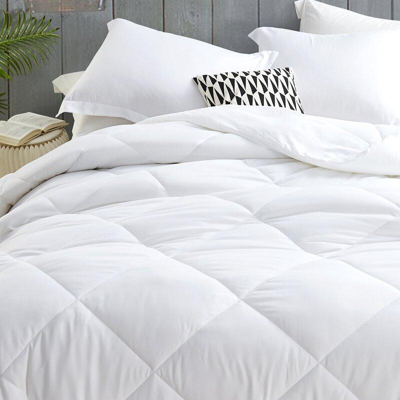 Alwyn Home Ultra Cozy All Season Down Alternative Comforter Wayfair