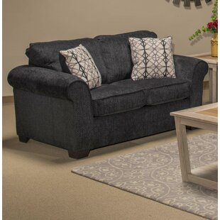 Price Check Hoyer Loveseat by Charlton Home Reviews (2019) & Buyer's Guide