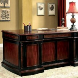 Mcewen Strandburg L-Shape Transitional Executive Desk
