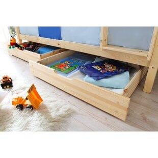Brewster Underbed Storage Drawer (Set Of 2) By Isabelle & Max