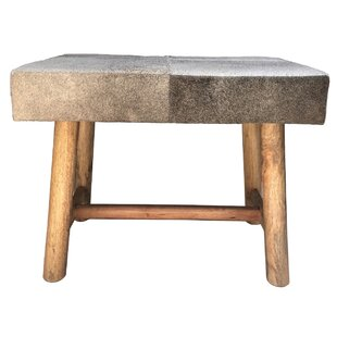 Union Rustic Richards Upholstered Bench
