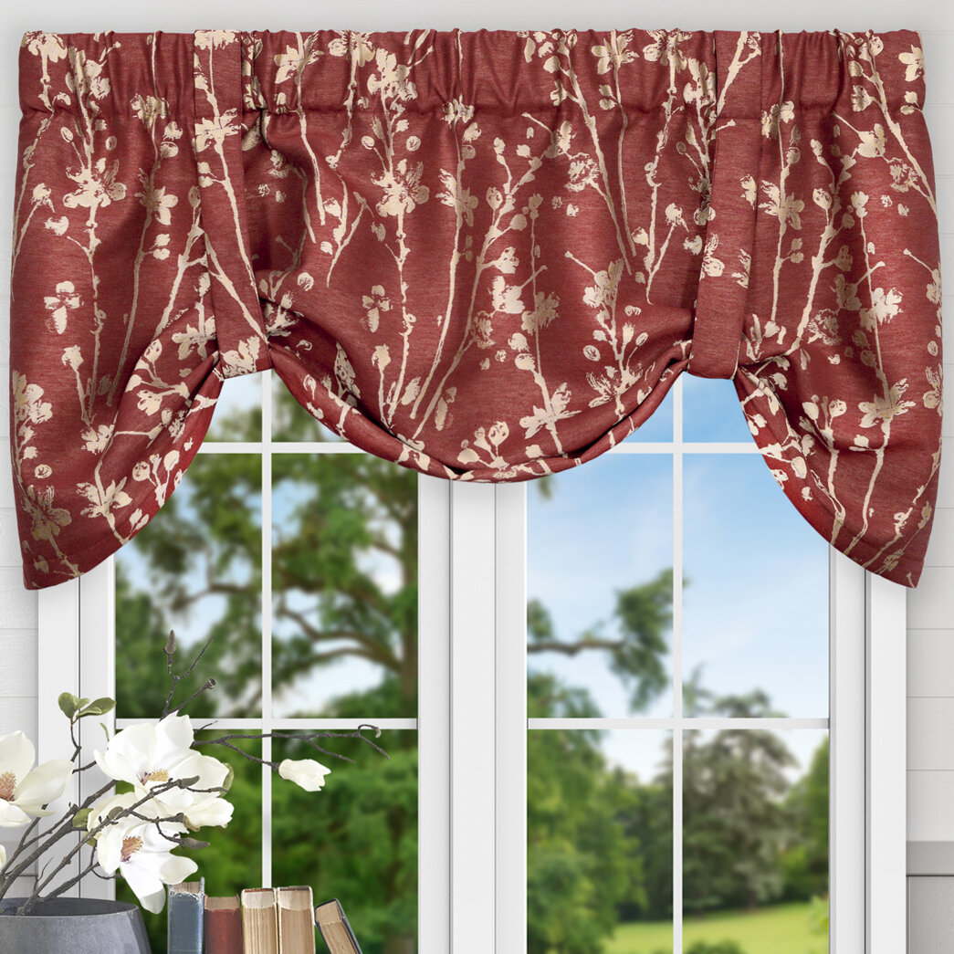 Contemporary Valances Kitchen Curtains You Ll Love In 2021 Wayfair