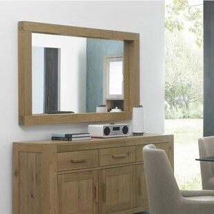 Caserta Rectangular Dresser Mirror By Ebern Designs