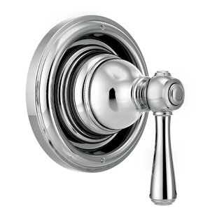 Kingsley Transfer Faucet Trim with Lever Handle by Moen