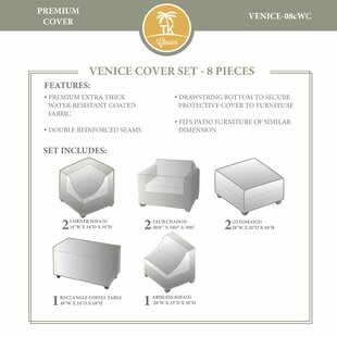 Rosecliff Heights Eldredge 8 Piece Cover ..
