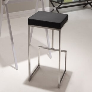 Jamal 30 Bar Stool (Set of 2) by Wade Logan