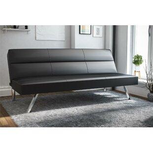 brungardt futon with memory foam mainstays memory foam futon   wayfair  rh   wayfair