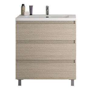 Linebath 61,5 cm Waschtisch Essence