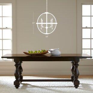 Birch Lane™ Rosemont Globe Chandelier