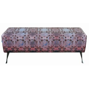 Ronin Upholstered Bench By Happy Barok