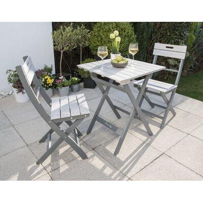 2-Sitzer Balkonset Osier | Garten > Balkon > Balkon-Sets | Garten Living