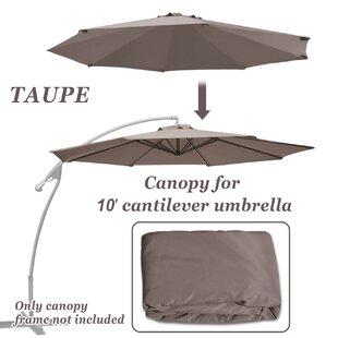 Lexie Patio Umbrella Replacement Cover  sc 1 st  Wayfair & Replacement Umbrella Canopy   Wayfair
