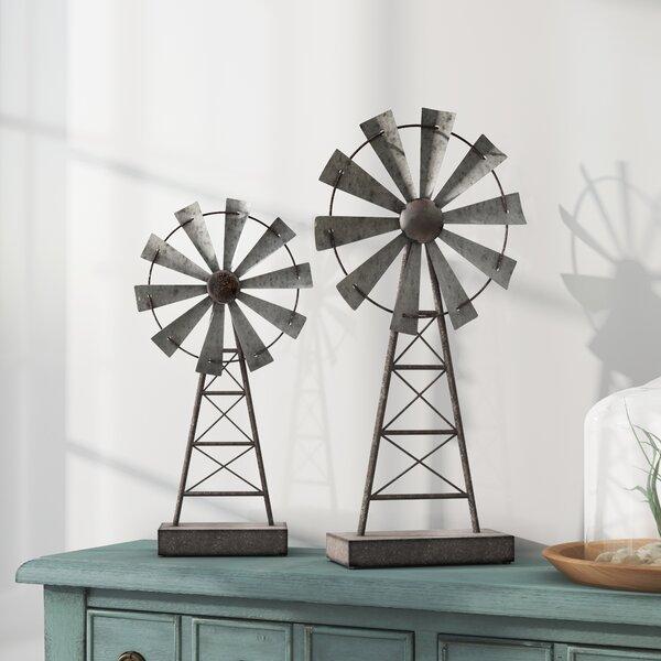 Windmill Sculpture Wayfair Ca