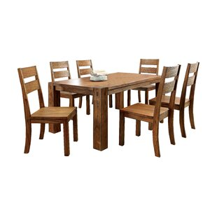 Bethanne 7 Piece Dining Set Hokku Designs