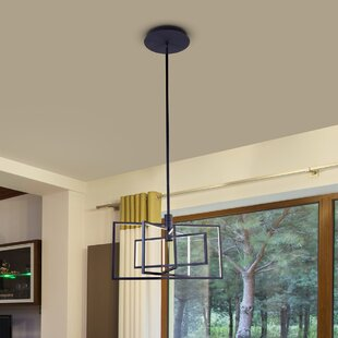 Cuthbertson 4-Light LED Chandelier by 17 Stories