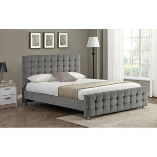Benedick Upholstered Bed Frame By Rosdorf Park