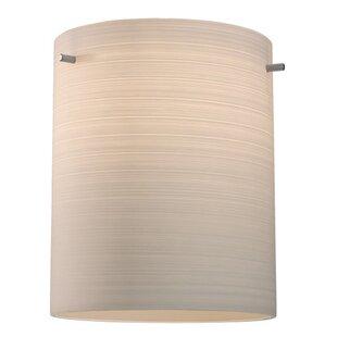 Bruck Lighting Regal 1-Light Cylinder Pendant