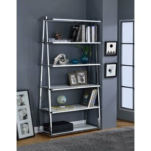 Folkes Modern Ladder Bookcase by Latitude Run 2019 Online