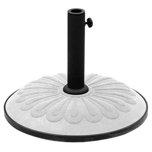 Cast Iron Free Standing Umbrella Base