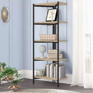 Bronson Etagere Bookcase by Laurel Foundry Modern Farmhouse