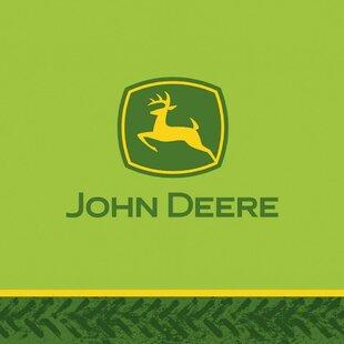 John Deere Paper Disposable Beverage Napkins (Set of 16)