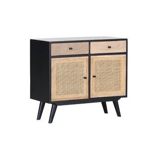 Aarush 2 Drawer Combi Chest By Bloomsbury Market
