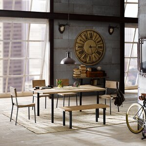 Delano Dining Table by INK+IVY