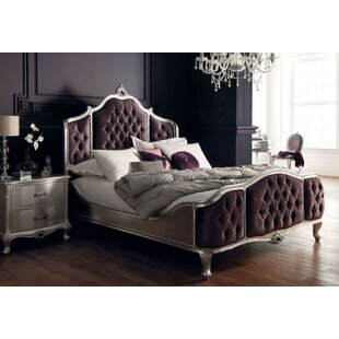 Precious Queen Panel 3 Piece Bedroom Set