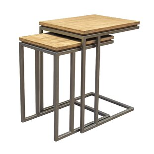 Hinkel 2 Piece Nesting Tables