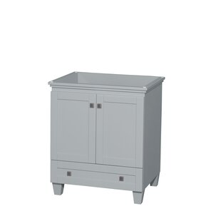 Acclaim 30 Single Bathroom Vanity Base by Wyndham Collection