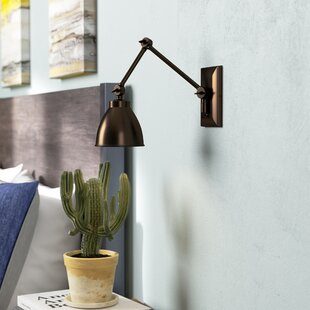 Trent Austin Design Bluntleaf Swing Arm Lamp