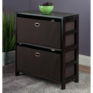 Red Barrel Studio Tinoco Storage Shelf Standard Bookcase